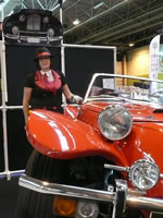 NEC 2011 - Mrs Mobster (Photo by: Terry Borton)