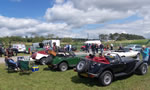 THE FESTIVAL FIELDS CLASSIC CAR SHOW Llanelli -  Sunday 15th July 2012 (Photo by: Gary)