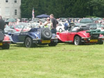 Shugborough Transport Show - August 5th 2012  (Photo by: Terry B.)