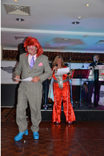 GG 2012 - Dinner Dance: It's party time: Martino De Benedicits Best Male Diva