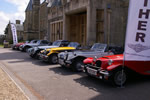 Greathed manor car show - Area 1 (27th April 2013)(Photo by: Bruce)