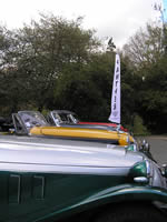 Greathed manor car show - Area 1 (27th April 2013)(Photo by: Geoff)