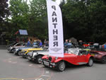 Gawsworth Classic Car Show (May 6th 2013)(Photo by: Andy S.)