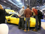 NEC Classic Car Show - 15th November 2013 (Photo by: Terry B.)