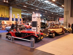 NEC Classic Car Show - 15th 16th  17th November 2013 - Panther Westwinds  (Photo by: Val)