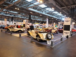 NEC Classic Car Show - 15th 16th  17th November 2013 - Before it all kicks off (Photo by: Val)