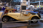 NEC Classic Car Show - 15th 16th  17th November 2013 - The J72 was a big hit and what a lovely example (Photo by: Val)