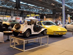 NEC Classic Car Show - 15th 16th  17th November 2013 - Who could resist this one.!!! (Photo by: Val)