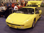 NEC Classic Car Show - 15th 16th  17th November 2013 - The Solo in its glory (Photo by: Val)