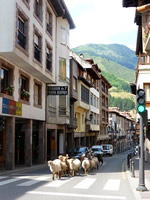 Panther Trip to Spain. 1st June – 11th June - the en-route photos to the Picos
