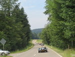 Alsace Trip. 20-27th June 2014 - It is the most cars you could get in in a convoy.
