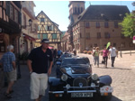 Alsace Trip. 20-27th June 2014 - Stop on route to hotel