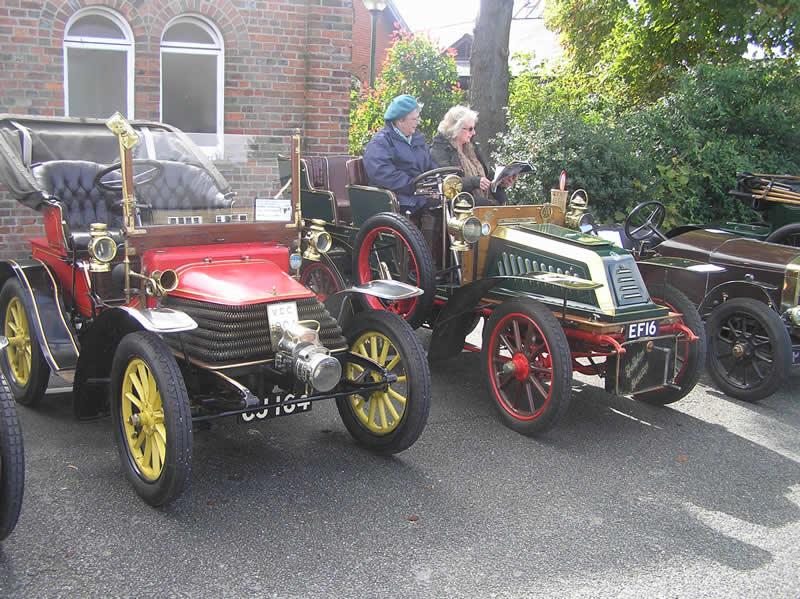 Iow Classic Car Club