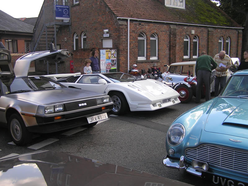 Car Shows Yorkshire August
