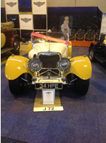 NEC - Classic & Motor Show - 13th-15th November 2015