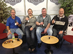 Essen - Techno Classica (6th-10th April 2016) - This is the chaps working hard !! - (Photo by: Val)