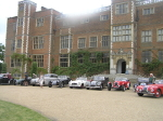 Hatfield House Car Show - 9th July 2017