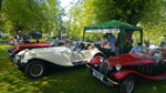 Gawsworth Classic Car Show - 7th May 2018