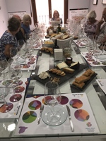 Northern Spain trip - 17th June- 4th July 2018 - Toro: lunch in Nicola�s wine shop