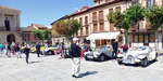 Northern Spain trip - 17th June- 4th July 2018 - Toro: another pic of our display in Toro�s Plaza Mayor