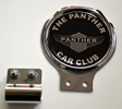 Panther Car Club (Badge Bar )