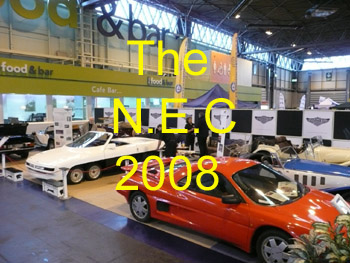 NEC sports and classic car show